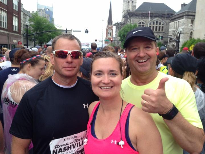 St. Jude's Rock 'n' Roll Nashville Half Marathon Recap (PartOne)